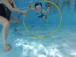Nauka pływania z korekcją wad postawy